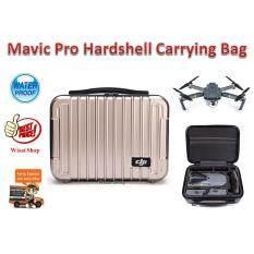 ราคา กระเป๋า Waterproof Hardshell Carrying Handbag สำหรับ Dji Mavic Pro ที่สุด