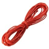 20Awg 5M Silicone Electric Wire Cable High Temperature Resistant Soft Intl เป็นต้นฉบับ