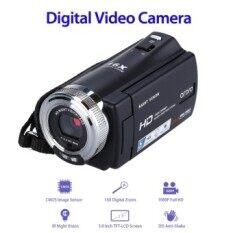 ราคา 20Mp 1080 จุด Fhd 16X Zoom 3 Sceen Night Vision กล้องดิจิตอลกล้อง Dv เป็นต้นฉบับ