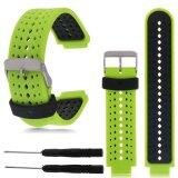 ส่วนลด 22Mm Silicone Wristband Watch Straps For Garmin Forerunner 235 630 230 Gps Watch Intl Unbranded Generic ใน ฮ่องกง