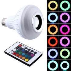 ราคา โคมไฟ 24Led Bluetooth Speaker 12W เป็นต้นฉบับ