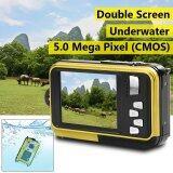 ราคา 24Mp Double Screen Underwater Digital Video Camera Hd 1080P 3M Waterproof Lf760 ฮ่องกง