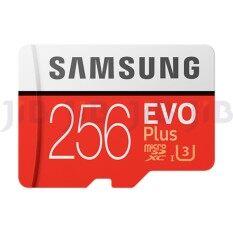 256 GB. MICRO SD CARD EVO Plus SAMSUNG CLASS 10  (MC256GA/APC) 10-Y