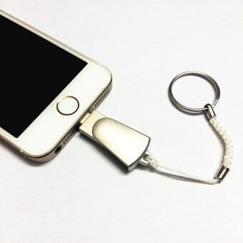 256GB metal OTG pen drivefor iPhone / iPad / PC