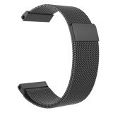 ขาย 26Mm Milanese Loop Stainless Steel Replacement Bracelet Strap For Garmin Fenix 3 Garmin Fenix 3 Hr Fenix 5X Smart Watch With Unique Magnet Lock No Buckle Needed Intl ออนไลน์ ใน จีน