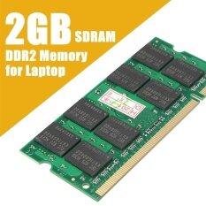 ซื้อ 2 กิกะไบต์ Ddr2 800 Pc2 6400 Non Ecc Sodimm โน้ตบุ๊คหน่วยความจำแล็ปท็อป Ram 200 Pin Us Stock Unbranded Generic ถูก