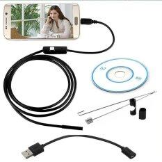 2m 7mm Android Endoscope Inspection Usb Borescope Led Tube Video Camera - Intl.