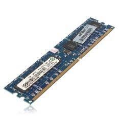 ขาย 2Pcs 1Gb Ddr2 667 667Mhz Pc2 5300 5300U 240 Pin Non Ecc Desktop Pc Dimm Memory Ram Unbranded Generic ออนไลน์
