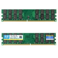 ราคา 2Pcs 4Gb 1X4Gb Ddr2 800Mhz Pc2 6400 Dimm 240Pin For Amd Cpu Desktop Memory Ram Intl ใหม่