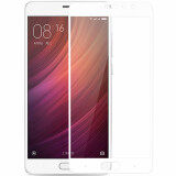 ขาย 2Pcs Byt Full Cover Tempered Glass For Xiaomi Redmi Pro Premium9H Hardness 3Mm Electroplated Screen Guard Protector Film White ถูก