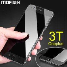 ซื้อ 2Pcs For Oneplus 3 Oneplus 3T Ultrathin Anti Explosion H 3D Curved Tempered Glass Screen Protector For Oneplus3T Oneplus3 Full Cover Tempered Glass Black Intl ถูก ใน จีน
