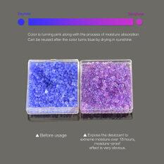 ขาย 2ชิ้นแห้งสนิทเจลดูดความชื้นความชื้นซิลิกา Mouldproof กล่อง Unbranded Generic ใน ชิลี