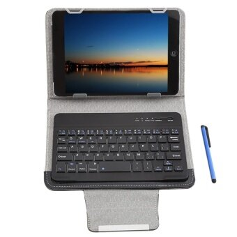 3 in 1 Bluetooth Keyboard Tablet Protective Case foriOS/Android/Windows 7�\\x9D/8�\\x9D(Black) - intl