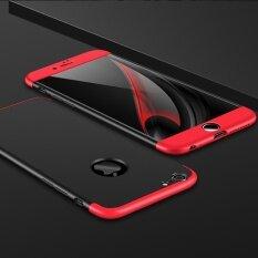 ราคา 3 ใน 1 คอมโบมีน้ำค้างแข็งเคสโทรศัพท์สำหรับ Apple Iphone 6 พลัส 6 วินาทีพลัสกรณี Fundas 360 องศาร่างกายเต็มรูปแบบฝาครอบด้านหลังเปลือกหอย นานาชาติ เป็นต้นฉบับ Unbranded Generic