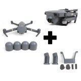 ซื้อ 3 In 1 Dji Mavic Pro Accessories Kit Landing Gear Leg Height Extender Lens Hood Sunshade Silica Gel Motor Protective Cover Intl ใน จีน
