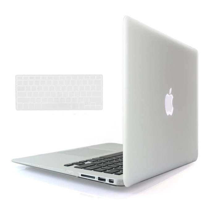 แนะนำ 3 in 1 Matte Apple MacBook Pro 13″ Case Soft-Touch