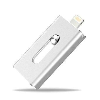3 ใน 1 แผ่น ATG แฟลชไดรฟ์โลหะ 512 กิกะไบต์หน่วยความจำยูเอสบีสำหรับแอนดรอยด์ํ IOS Windows โทรศัพท์มือถือคอมพิวเตอร์