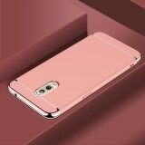 ส่วนลด 3 In 1 Ultra Thin And Slim Hard Case Coated Non Slip Matte Surface With Electroplate Frame For Samsung Galaxy J7 Plus C8 Intl จีน