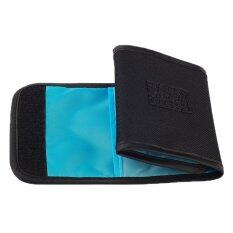 ซื้อ 3 Slot Lens Filter Holder Pouch Protect Bag For 37Mm 82Mm Uv Cpl Intl ถูก จีน