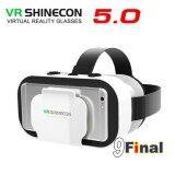 ขาย แว่น 3 มิติ แว่น Vr 3D แว่นตา Vr 3D Vr Shinecon G05A Gen 5 Glasses Virtual Reality Vr Box 3D Glasses สำหรับ Smart Phone 4 7 6 นิ้ว