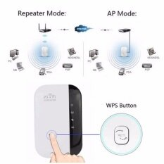 ขาย 300Mbps Wireless N Wifi Repeater Ap Router Range Signal Extender Booster 802 11 ถูก ใน กรุงเทพมหานคร