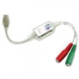 ส่วนลด 32 Cm Usb 2 3D Virtual 5 1 Audio Sound Cable Card Adapter Multicolor Unbranded Generic