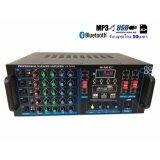 ทบทวน ที่สุด เครื่องขยายเสียง คาราโอเกะ เพาเวอร์มิกเซอร์ 350W 350W Bluetooth Usb Mp3 Sd Card Fm Radio รุ่น Av 747Bt
