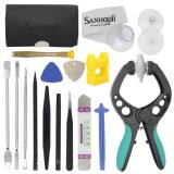 ราคา 38 In 1 Mobile Cell Phone Screen Opening Repair Tools Kit Screwdriver Plier Pry Disassemble Tools Set For Samsung Iphone 4S 5 5S 6 Zerobike ออนไลน์