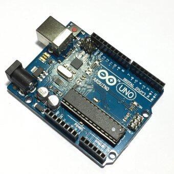 บอร์ดมาตรฐานอาดุยโน่ อูโน่ อาร์ 3(Arduino UNO R3) ฟรีสาย USB