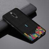 โปรโมชั่น 3D Painting Embossed Fashion Pattern Matting Anti Falling Hard Ultrathin Plastic Phone Case Phone Cover For Huawei Mate 9 Pro Huawei Mate9Pro Color C16 Intl ถูก