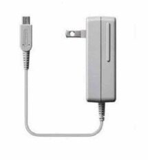 3DS Original 3DS XL Power Adapter ตัวชารจ์ของแท้จาก Nintendo สำหรับ New 3DS - White