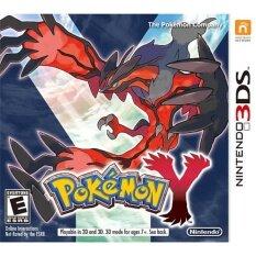 3ds pokemon y ( us )