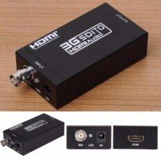 ตัวแปลงสัญญาณ 3G/SDI to hdmi converter full hd output 3d 1080p