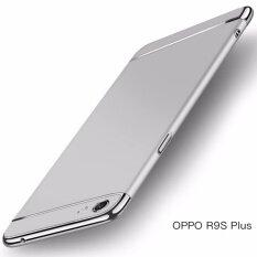 ซื้อ 3In1 บางเฉียบเคสพีซีฝาหลังสำหรับ Oppo R9S Plus Unbranded Generic เป็นต้นฉบับ