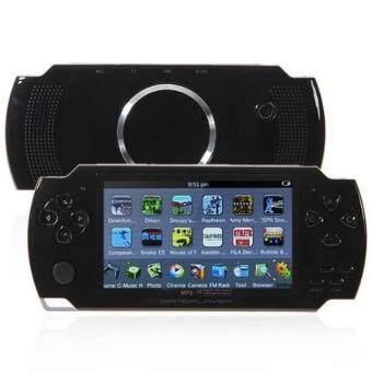 4.3 นิ้วหน้าจอ TFT MP4 MP5 PSP เกมกล้องวิดีโอเพลง E-Book ในตัว 4 กิกะไบต์การ์ดหน่วยความจำและ 3000 วิดีโอเกม
