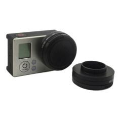 Separate UV Filter Lens Lens Cover Set Protect for GoPro Hero3 plus 3THB161. THB 163