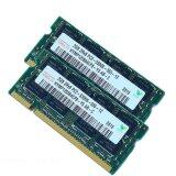 ราคา 4Gb 2Pcs 2Gb Ddr2 667 667Mhz Pc2 5300 200Pin Laptop Notebook Sodimm Memory Ram Intl ใน จีน