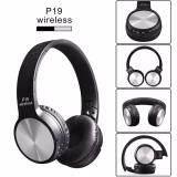 ราคา 4Sshop Wireless Bluetooth 4 1 Headphone Stereo หูฟังบลูทูธ รุ่น P19 ใหม่