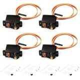 ราคา 4X Emax Es08Maii Mini Metal Gear 12G Analog Servo For Helicopter Drone Intl ใน Thailand