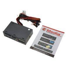 ซื้อ 5 25 Usb 3 E Sata All In 1 Pc Media Dashboard Multi Function Front
