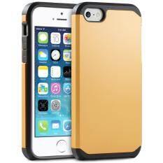 ขาย เคสไอโฟน 5 5S Se เคสมือถือ เคส ไอโฟน เคสฝาหลัง เคสกันกระแทก Shockproof Case Dual Layer Tough Cover For Iphone 5 5S Se H2M 5G Bez® เป็นต้นฉบับ