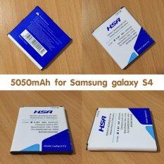 ซื้อ 5050Mah B600Be Battery For Samsung Galaxy S4 S4 Active I9295 I9505 I9502 I9508 I9500 G7102 G7106 G7100 I9152 I9150 I9158 I9506 กรุงเทพมหานคร