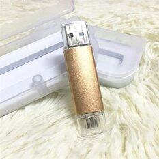 ขาย 512Gb Otg External Storage Usb Memory Stick U Disk Pen Drive Pendrive Usb Flash Drive For Android Smart Phone Gold Intl ใหม่