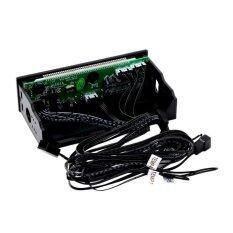 ขาย 5 25 Lcd Panel Fan Speed Tempture Controller Governor Pc Hardware Protector Intl ใหม่