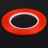 ส่วนลด 5Mm 3M Double Sided Adhesive Sticker Tape For Iphone Samsung Htc Mobile Phone Touch Screen Repair Length 25M Red Ipartsbuy