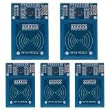 ซื้อ 5Pcs Mfrc 522 Rfid Radiofrequency Inducing Reader Sensor For Arduino Intl