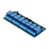 ขาย 5V Eight 8 Channel Relay Module With Optocoupler For Arduino Pic Avr Dsp Arm