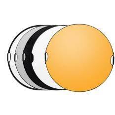 60ซม/80ซม/110ซม 43นิ้ว 5ใน1 สตูดิโอถ่ายภาพแสงกระจกพับได้.