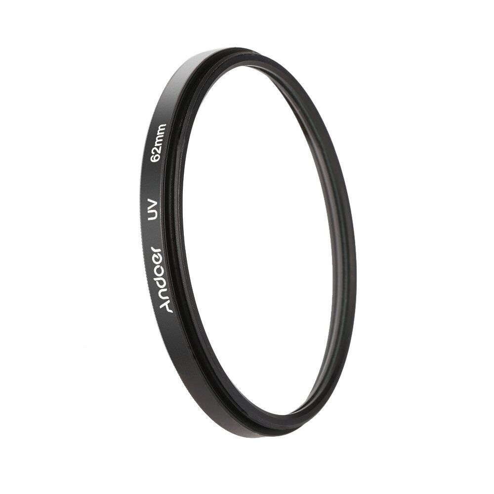 62mm UV Ultra-Violet Filter Lens Protector for Canon Nikon DSLR Camera