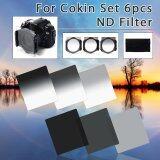 ราคา 6Pcs Nd2 Nd4 Nd8 Gradual Nd2 4 8 Filter Set For Cokin P Series With Case Thailand